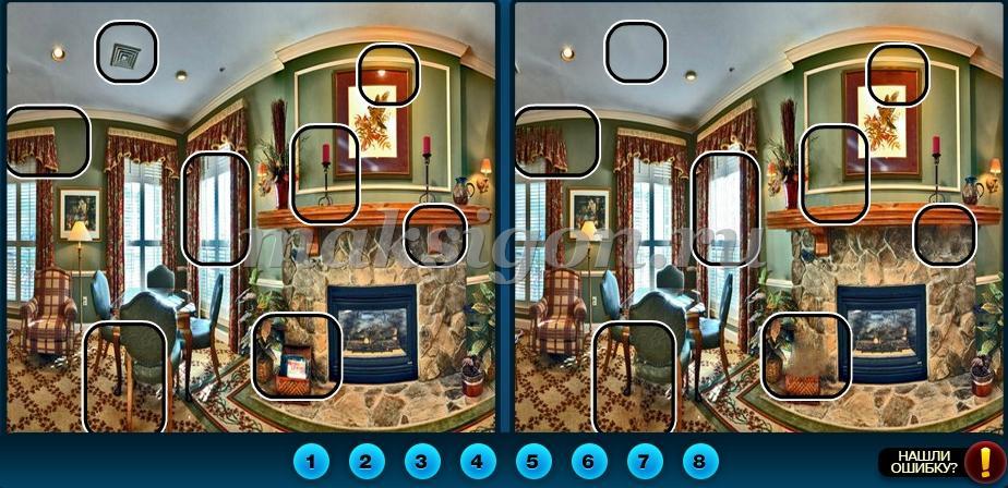 Картинки ответы на игру найди отличие